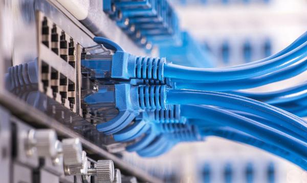 Sidatex, Impianti trasmissione dati, cavi ethernet