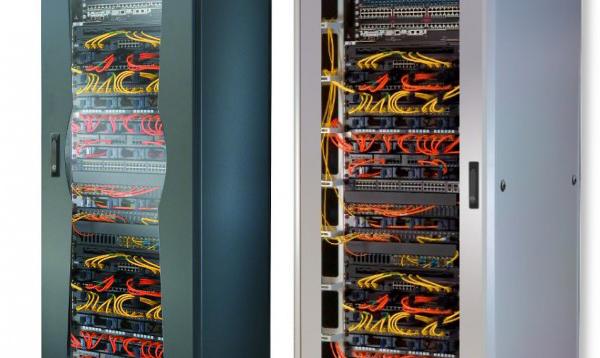 Sidatex, Impianti trasmissione dati, armadi