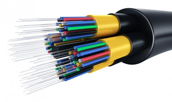 Sidatex, Impianti trasmissione dati, fibra ottica