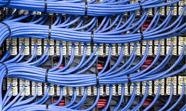 Sidatex, Impianti trasmissione dati
