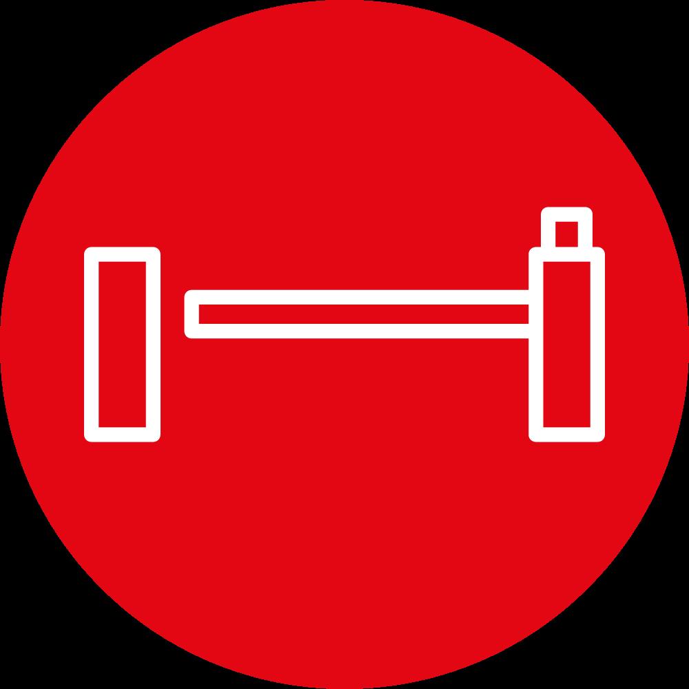 icona sbarra automatica