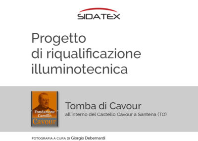 Copertina progetto Sidatex