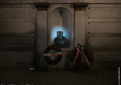 Castello di Santena - Tomba di Camillo Benso Conte di Cavour