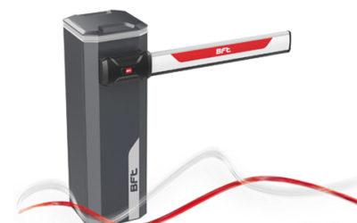 BFT Maxima Ultra, sbarre elettromeccaniche professionali