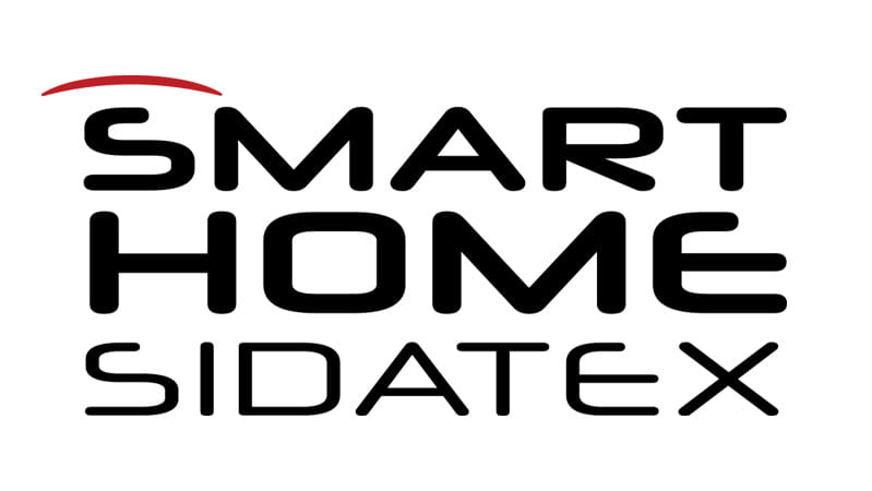 SMART HOME SIDATEX LOGO DOMOTICA
