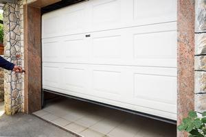 portone garage sezionale